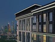 Квартал апартаментов «Зорге 9» Продажа апартаментов бизнес-класса